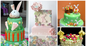 20 Amazing Easter Cakes