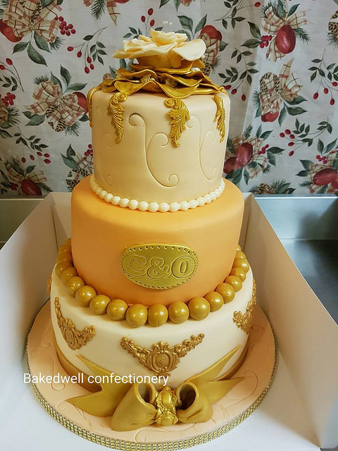 Cake by Bakedwell Confectionery