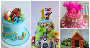 Competition: Highly Imaginative Cake Master In The World