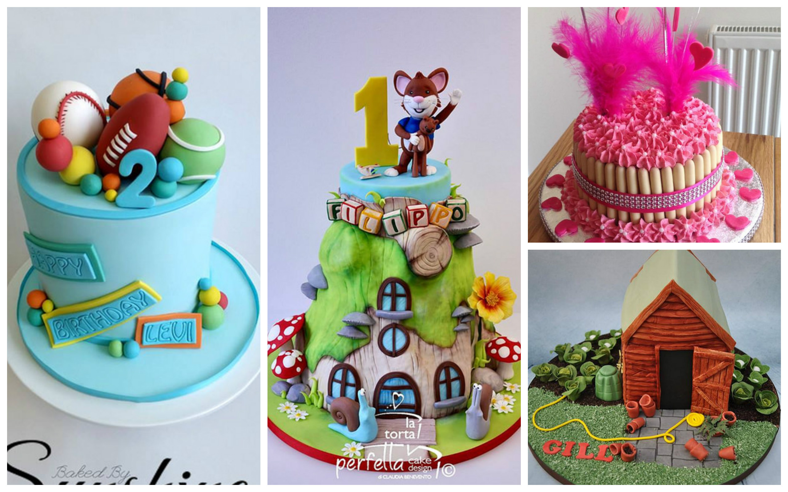 Competition Highly Imaginative Cake Master In The World