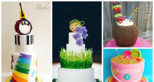 Competition: Highly Recommended Cake Designer In The World
