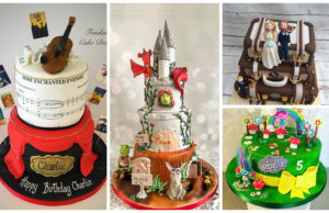 Competition: World-Class Cake Expert
