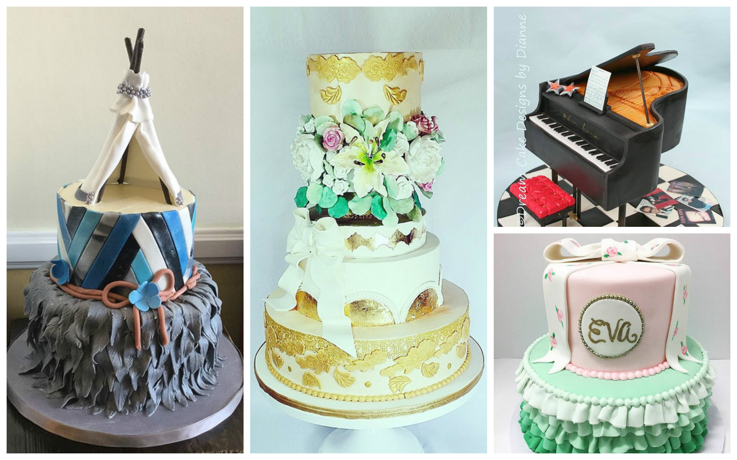 Cake Design Competition : Competition: World s Award-Winning Cake Designer - Page 9 ...