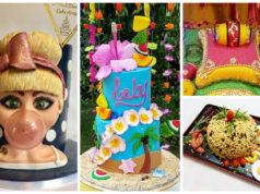 Competition: World's Best-Known Cake Designer