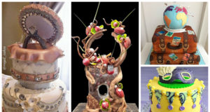 Competition: World's Genuine Cake Designer