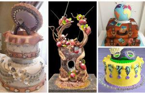 Competition: World's Genuine Cake Designer