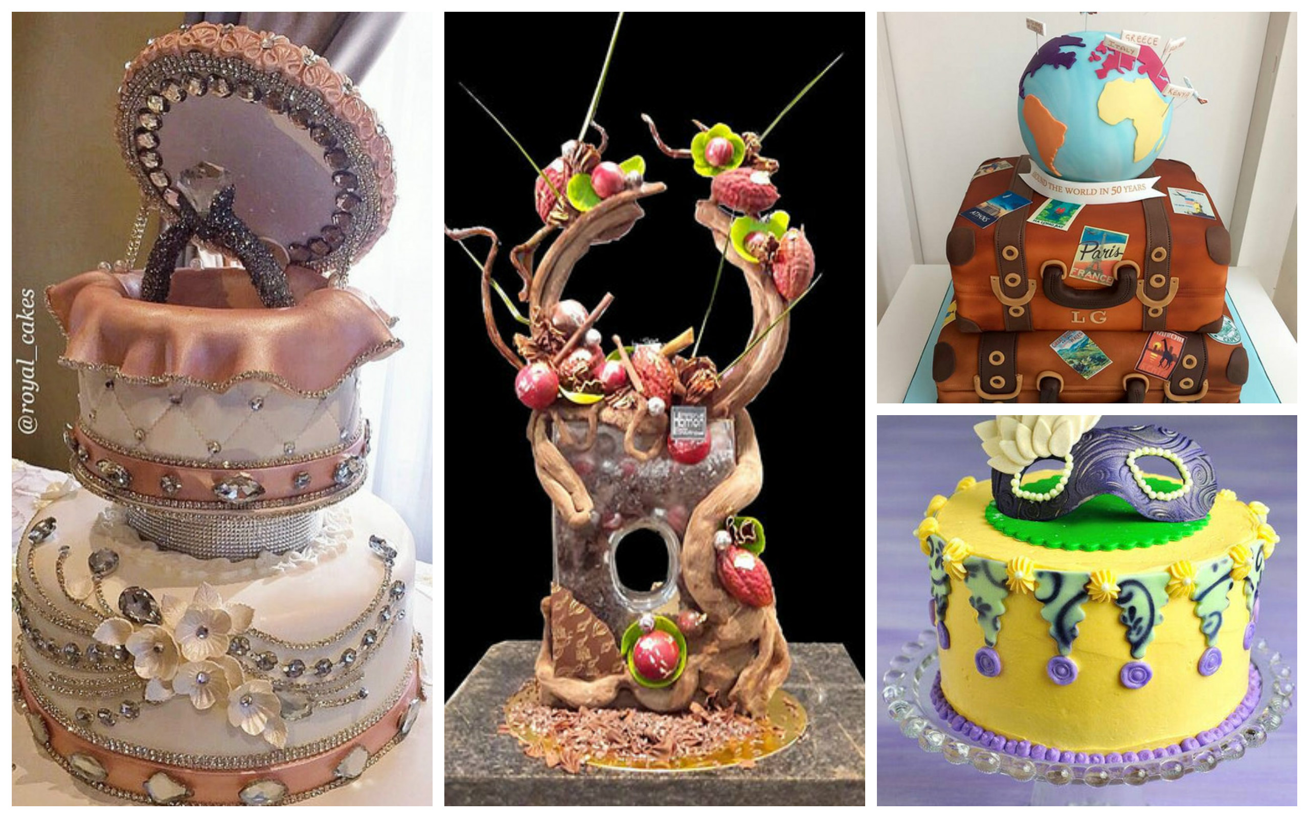 Competition Worlds Genuine Cake Designer