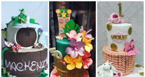 Competition: World's Highly Artistic Cake Decorator