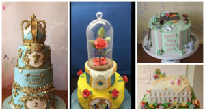 Competition: World's Highly Invincible Cake Artist