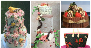 Competition: World's Highly Prestigious Cake Specialist