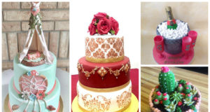 Competition: World's Highly Recognized Cake Expert
