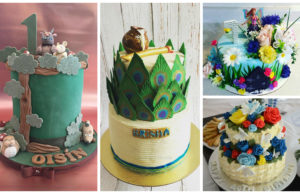 Competition: World's Highly Skillful Cake Decorator