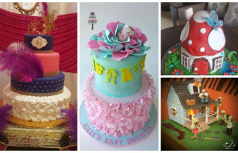 Competition: World's Magnificent Cake Artist