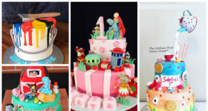 Competition: World's Most Favorite Cake Designer