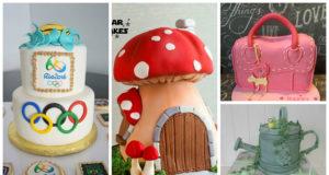 Competition: World's Spectacular Cake Designer