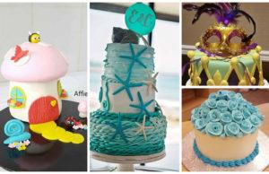 Competition: World's Super Exquisite Cake Artist