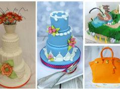 Competition: World's Super Talented Cake Designer