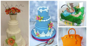 Competition: World's Super Talented Cake Designer