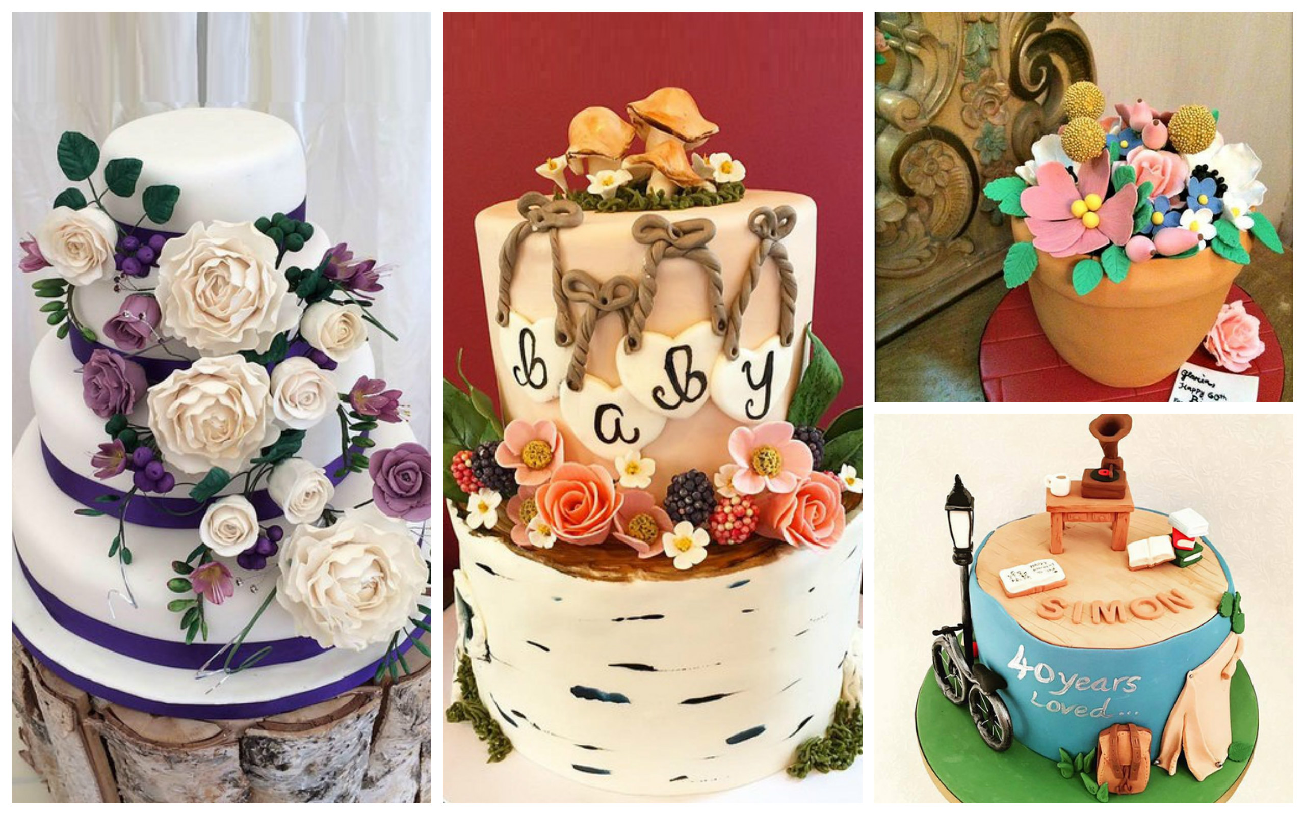 Competition: Artist of the World s Loveliest Cake - Page ...