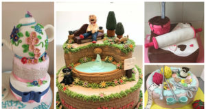 Competition: Artist of the World's Number 1 Cake
