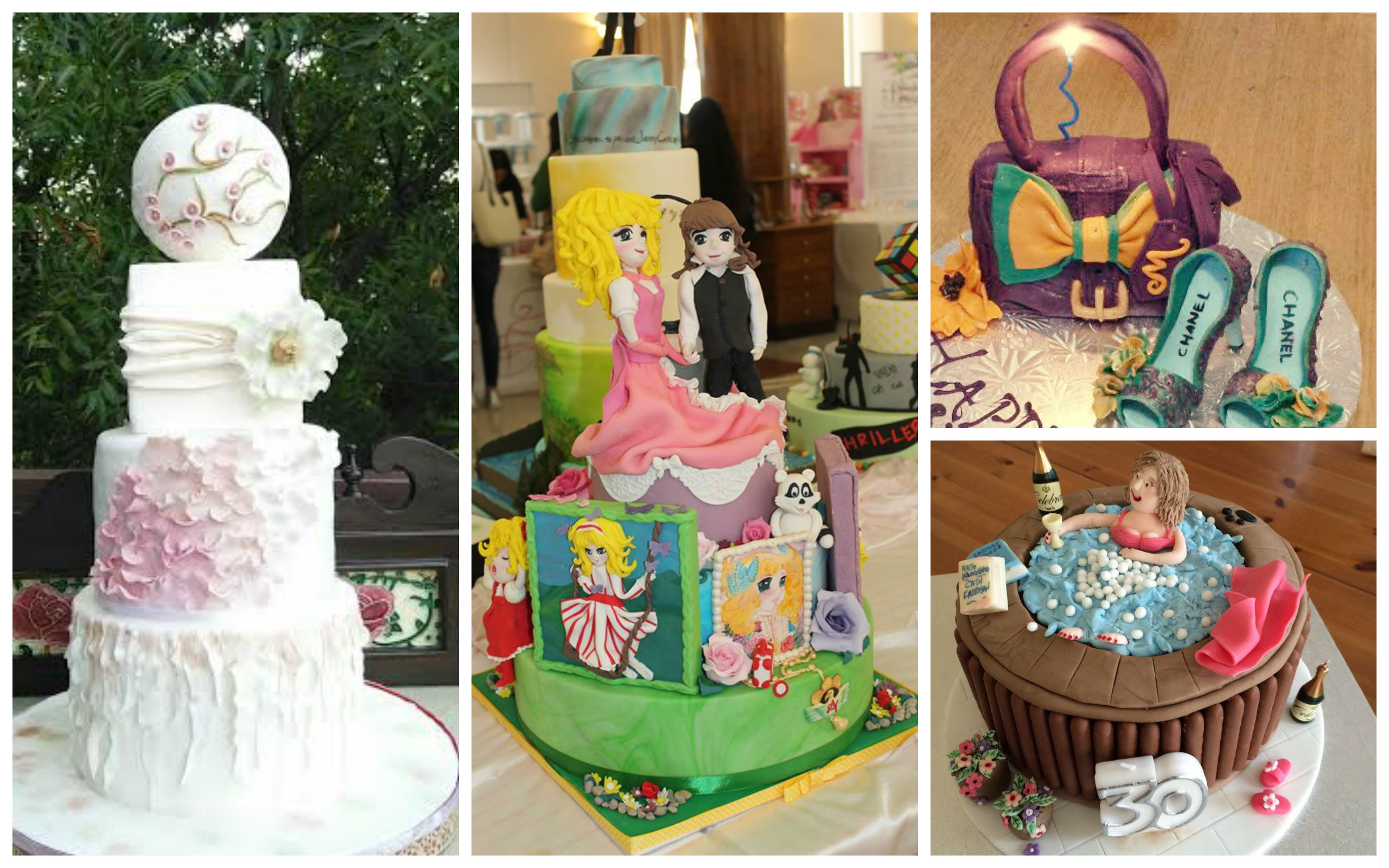 Cake Design Competition : Competition: Artist of the World s Super Astonishing Cake ...