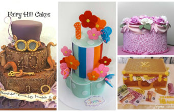Competition: Decorator of the World's Jaw-Dropping Cake