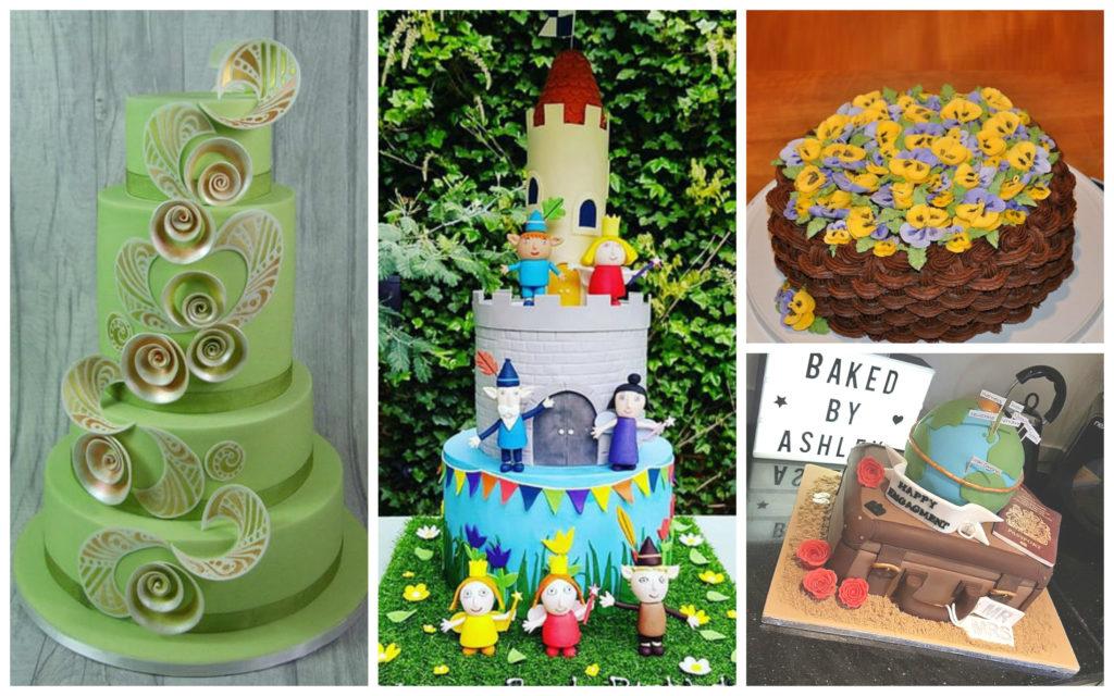 Award Winning Cake Decorators