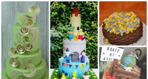 Competition: Decorator of the World's Mind-Blowing Cake
