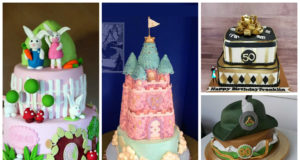 Competition: Decorator of the World's Super Adorable Cake