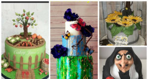 Competition: Designer of the World's Super Magnificent Cake