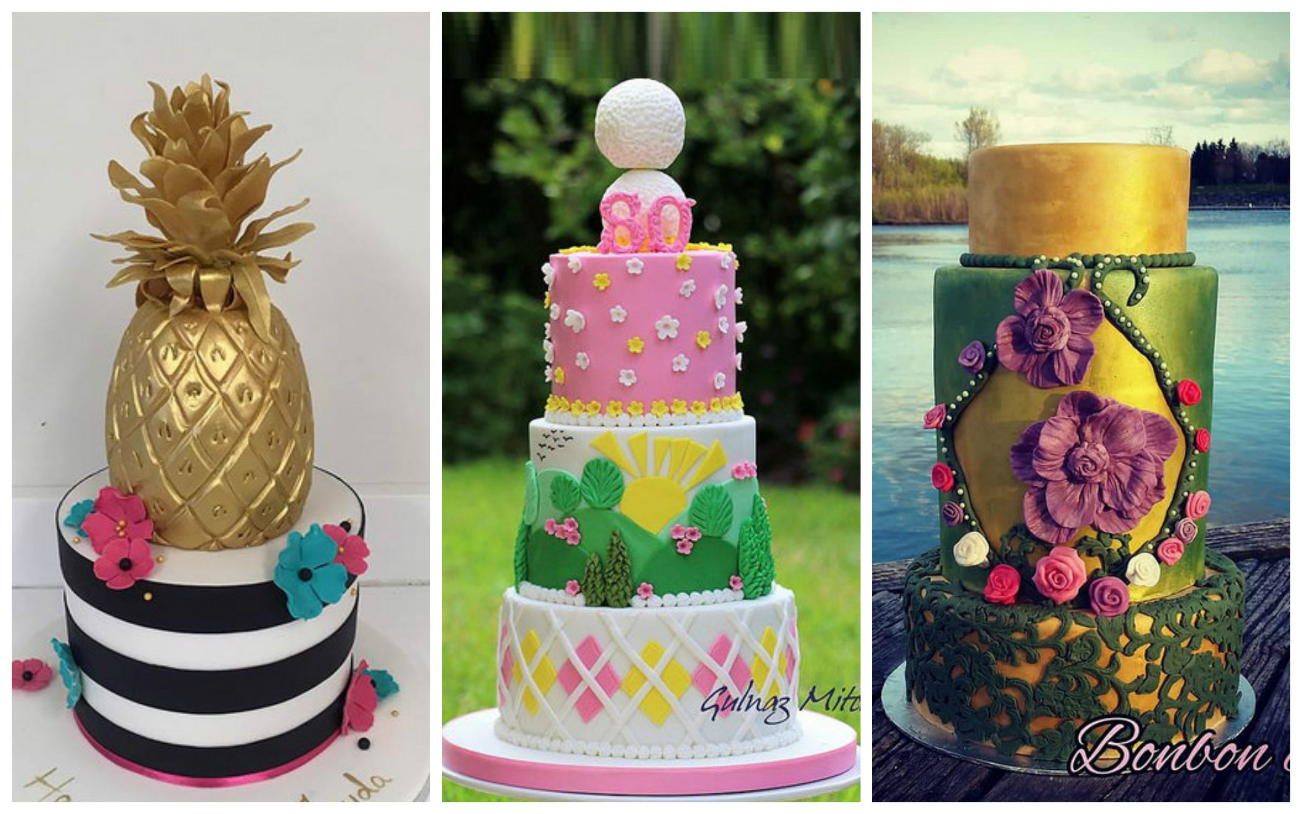 Cake Design Competition : Competition: Designer of the World s Award-Winning Cake