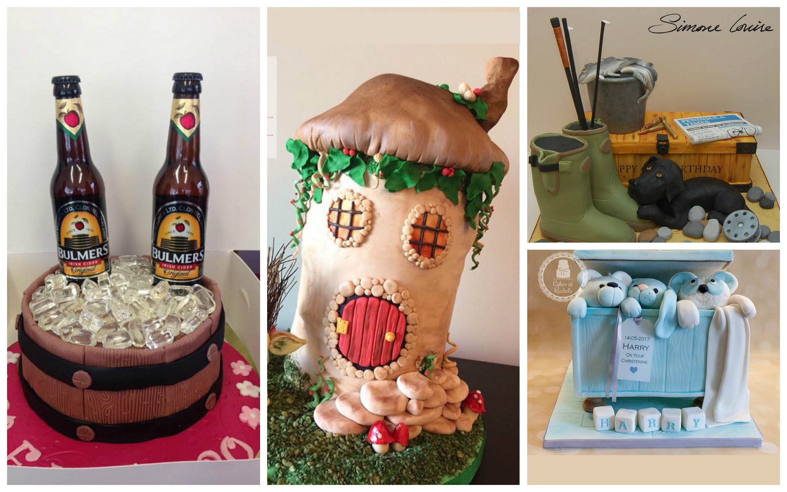 Competition: Designer of the World s Most Incredible Cake