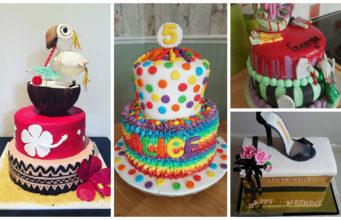 Competition: Designer of the World's Super Impressive Cake