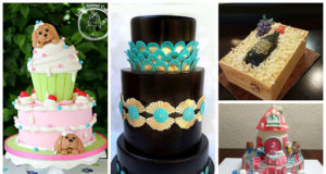Competition: Decorator of the World's Finest Cake