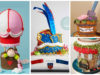 Competition: Artist of the World's Super Charming Cake