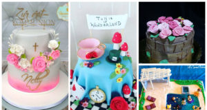 Competition: Artist of the World's Super Exquisite Cake