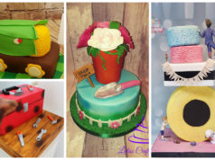Competition: Artist of the World's Superb Cake