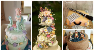 Competition: Decorator of the World's Most Favorite Cake