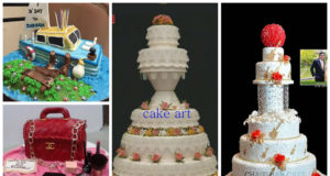 Competition: Decorator of the World's Most Precious Cake