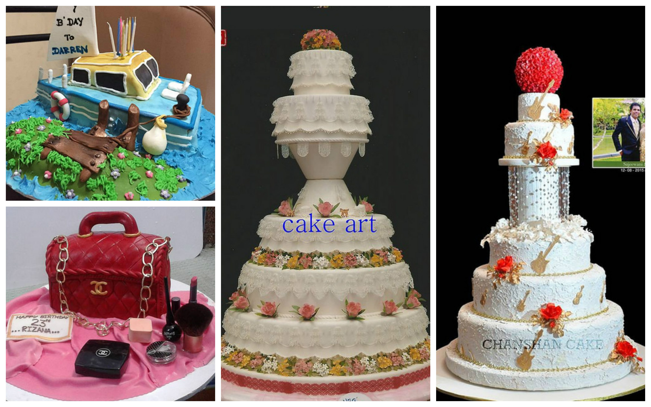 Cake Design Competition : Competition: Decorator of the World s Most Precious Cake ...