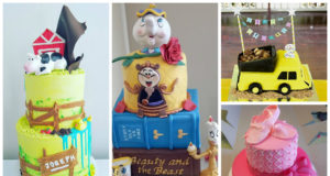 Competition: Decorator of the World's Super Gorgeous Cake