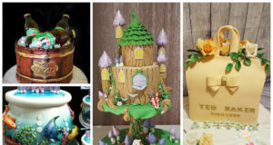 Competition: Designer of the World's One-Of-A-Kind Cake