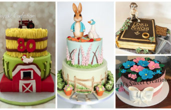 Competition: Designer of the World's Perfect Cake