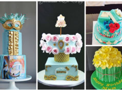 Competition: Designer of the World's Super Captivating Cake