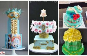 Competition: Designer of the World's Super Captivating Cake