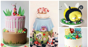 Decorator of the World's Eye-Catching Cake