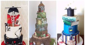 Competition: Decorator of the Worlds Super Magnificent Cake