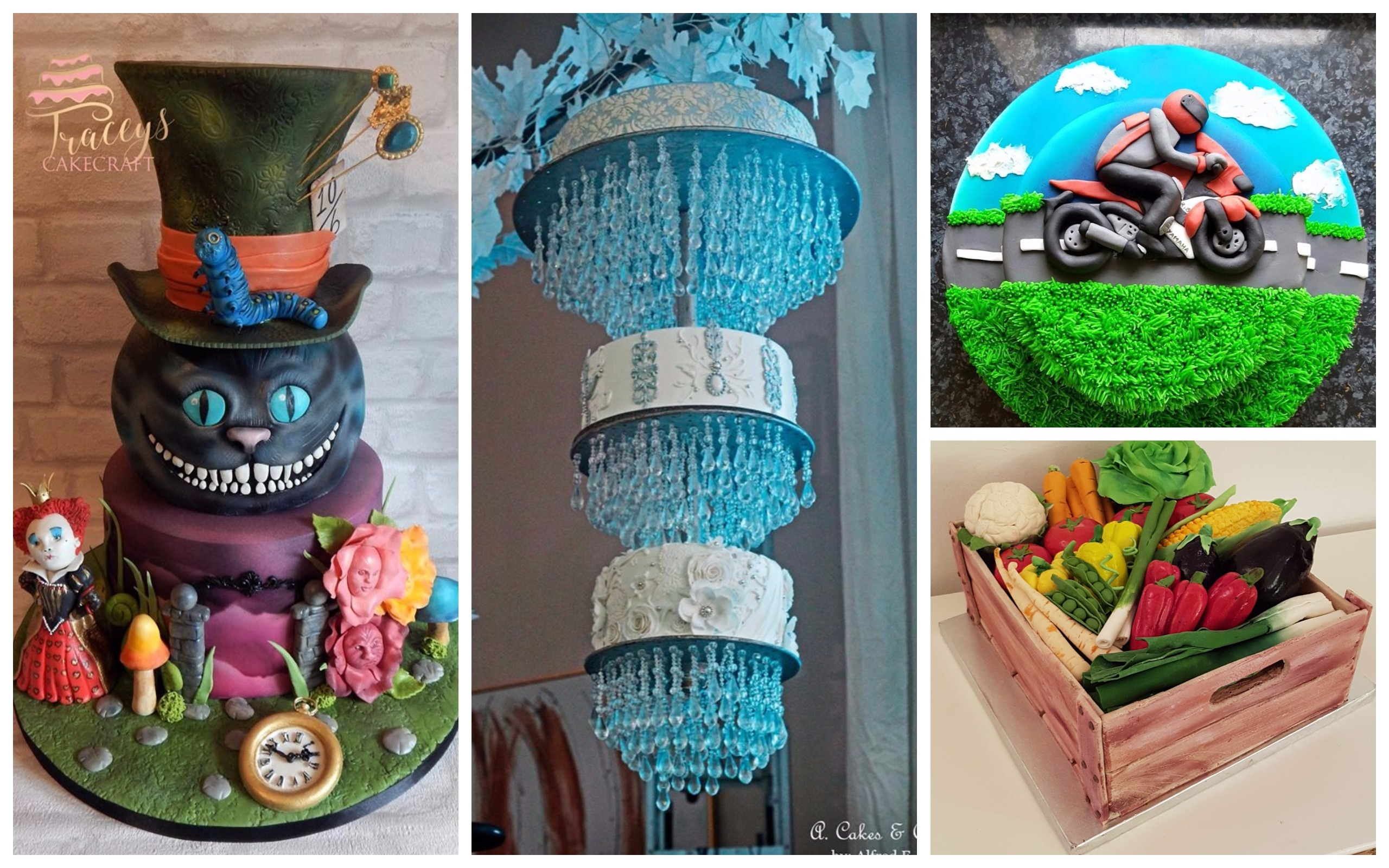Competition: World s Best Professional Cake Artist - Page ...