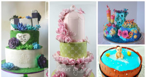 Competition: World's Highly Experienced Cake Designer