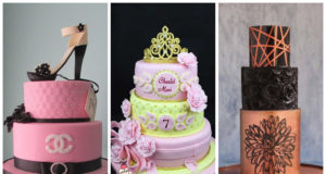 Competition: World's Highly Prestigious Cake Expert